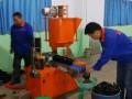 第二代营养钵分装机--河南如意林绿化工程有限公司 (471播放)