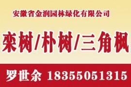 安徽省金润园林绿化有限公司